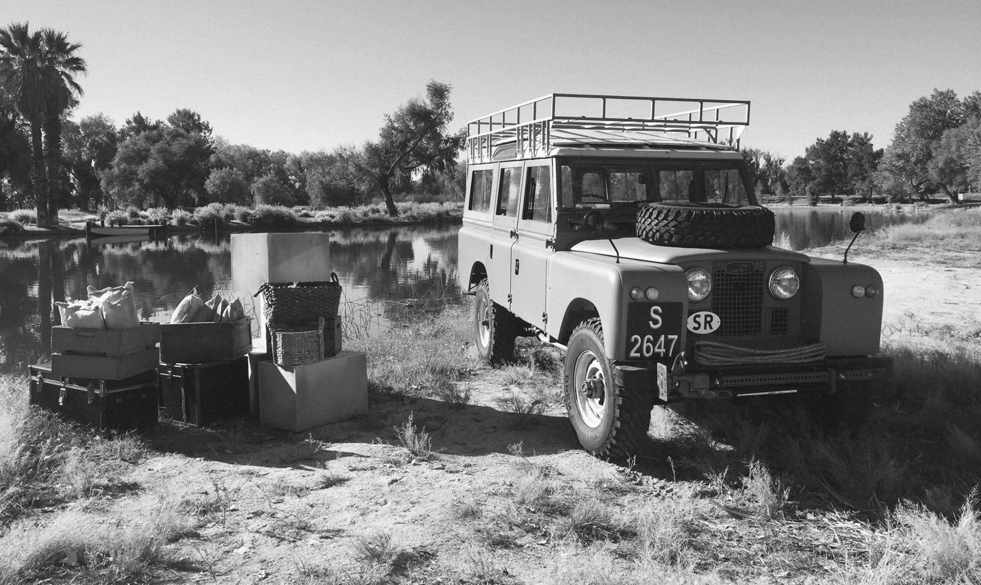 From Childhood And For The Future  My 1967 Land Rover