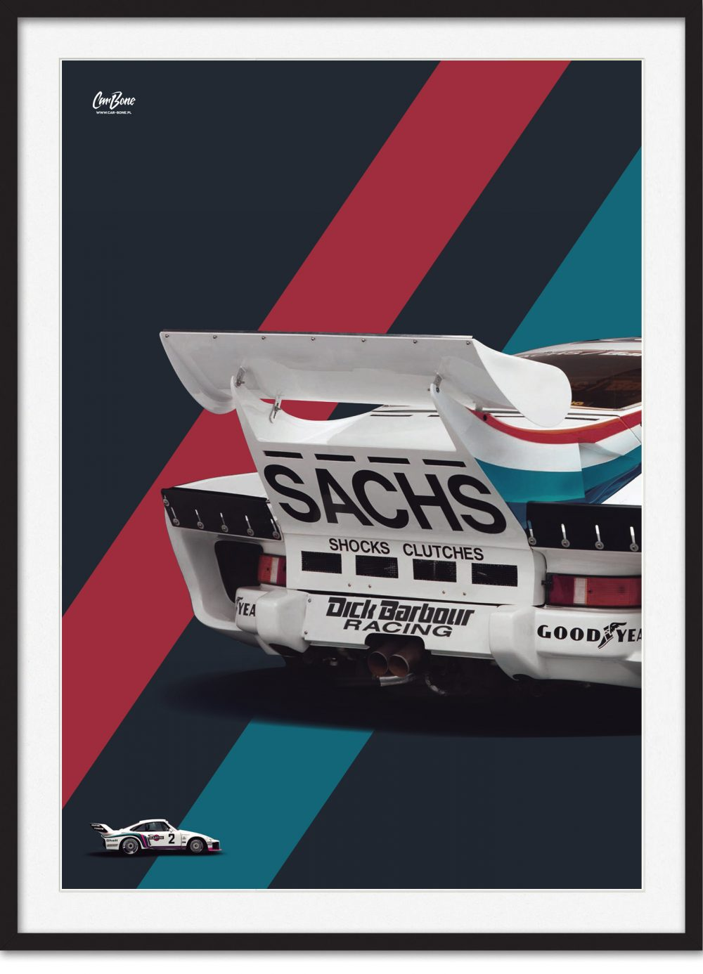 Car Bone Porsche Posters Are Now Available In The Shop