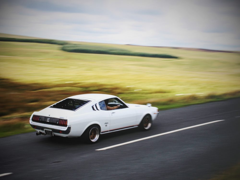 Driving This 1975 Toyota Celica GT2000 Was My First Vintage