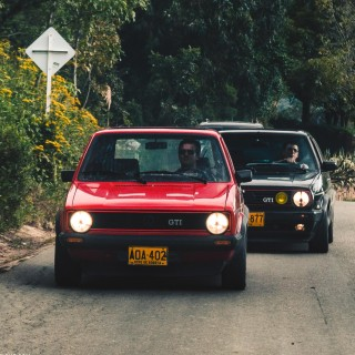 Chasing Two Volkswagen GTIs Through The Canyons Of Colombia