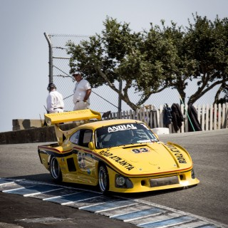 GALLERY: The On-Track Action From The Rolex Monterey Motorsports Reunion