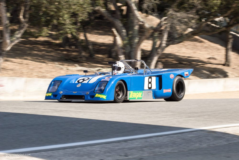 GALLERY: The On-Track Action From The Rolex Monterey
