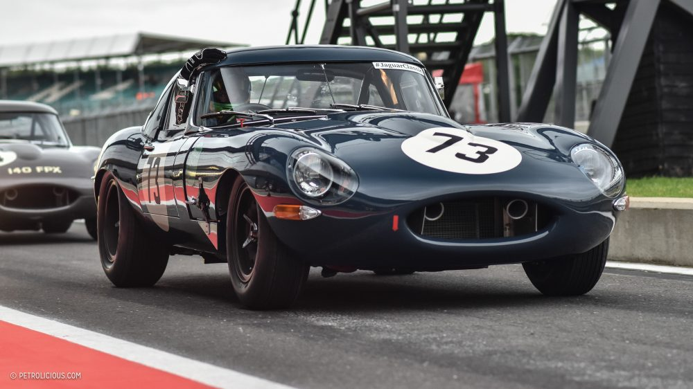 These Are The Jaguar Racing Legends That I Ogled At The Silverstone ...