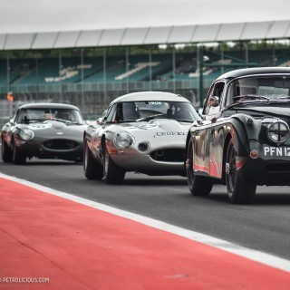 These Are The Jaguar Racing Legends That I Ogled At The Silverstone Classic