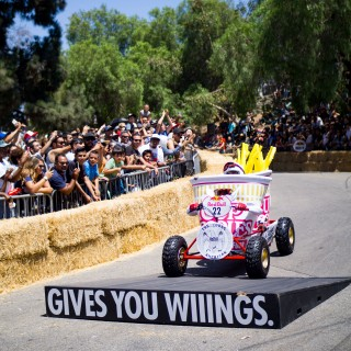 The Red Bull Soapbox Race Is The Goofiest Fun I've Had All Year