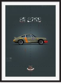 911 2.7 RS US Air Force Livery