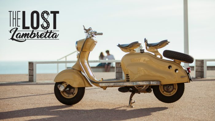 1957 Lambretta Scooter: A Family's Legacy Is Lost And Then Found