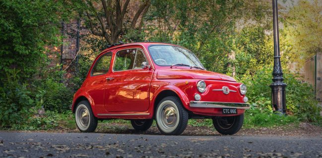 From Basket Case To Picnic Baskets My 1967 Fiat 500f Petrolicious