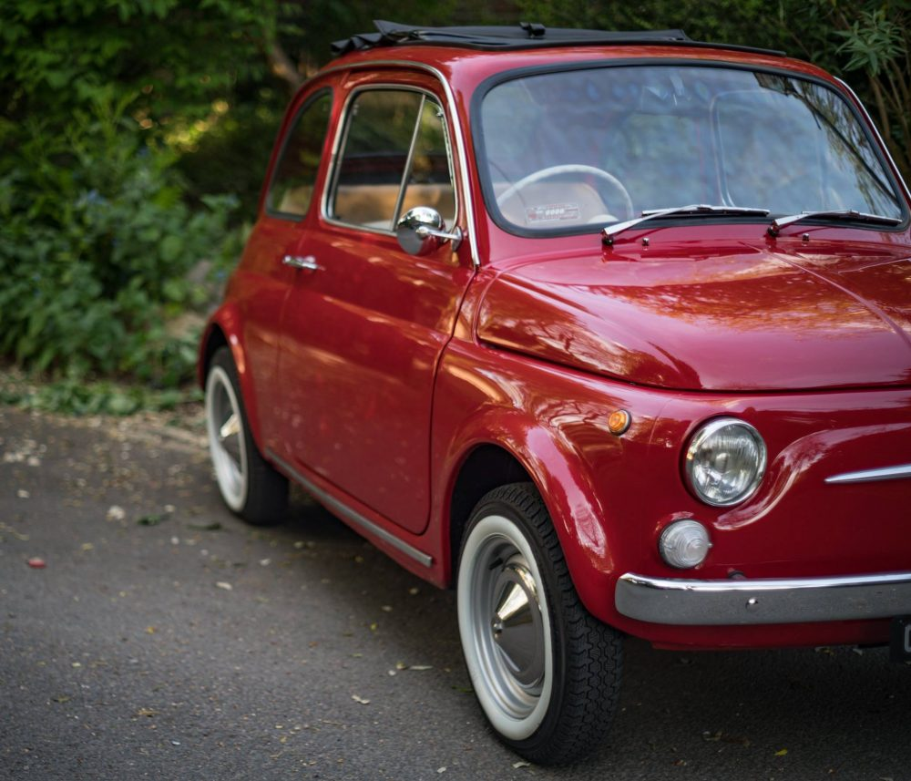 From Basket Case To Picnic Baskets My 1967 Fiat 500f Petrolicious 1970 500 For Sale Creations The 60s And 70s However Not Everyone Has Means Acquire Restore Vintage Ferraris Like So I Chose Humble