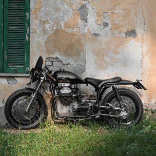 A Reimagined 1970 Moto Guzzi V7 Special And The Art Of Crafting Custom Motorcycles