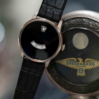 Meet The ICON Duesey, A Distinctly Different Automotive Watch
