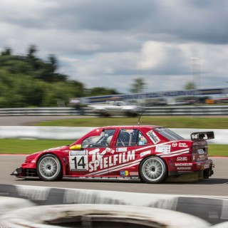 The '80s and '90s Made Up The Golden Age Of Touring Car Racing
