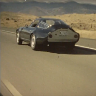 VINTAGE VIDEO: Follow This Alfa Romeo Giulia TZ On Its 1978 Road Trip To Laguna Seca
