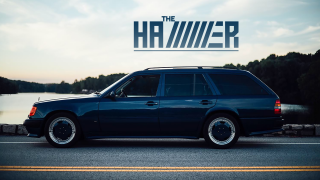 1987 Mercedes-Benz AMG Hammer Wagon: Six Liters Of Grocery-Smashing German Power