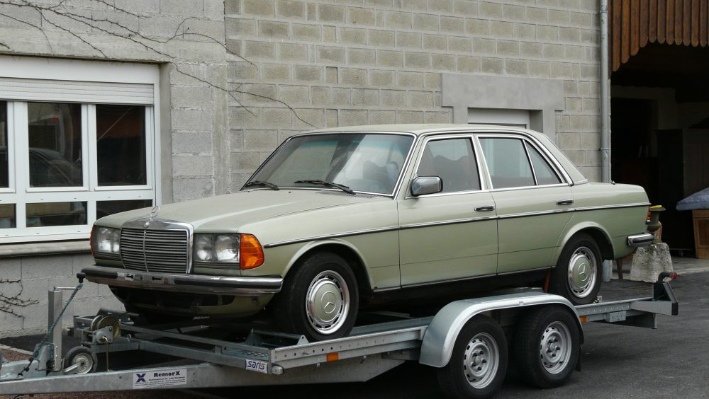 One Young Enthusiast Explores A Range Of Modern Classic Mercedes