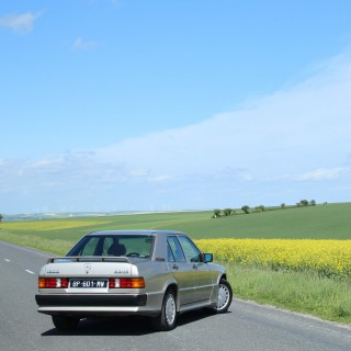 One Young Enthusiast Explores A Range Of Modern Classic Mercedes-Benz's