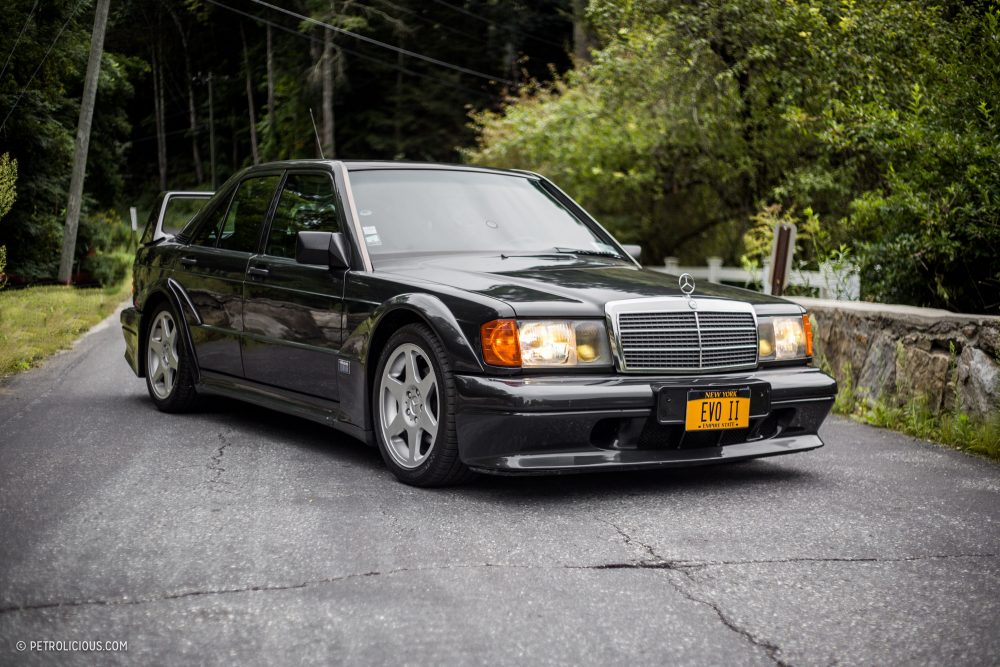 the mercedes-benz 190e 2.5-16 evolution ii delivers the dtm