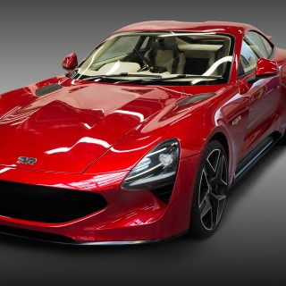 The New V8-Powered Griffith Heralds The Triumphant Return Of TVR