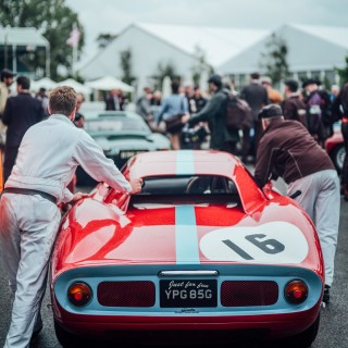 GALLERY: Goodwood In The Rain Is Revival Magic