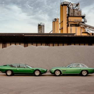 A Lamborghini Islero And Espada Illustrate The Philosophy Of Curated Car Collecting