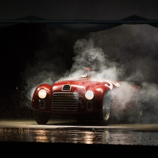 A Raging Thunderstorm Couldn't Dampen The 70th Birthday Of Ferrari In Maranello