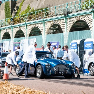 The Brighton Speed Trials Adds To A Century-Long History Of Seaside Racing