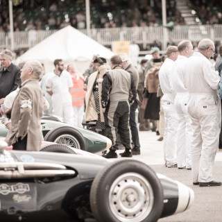 Goodwood Revived The Legends Of 1950s Grand Prix Racing With Period-Correct Perfection