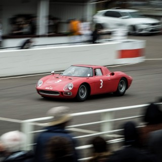 GALLERY: My Favorite Shots Of Goodwood's Rain-Slicked Revival In Motion