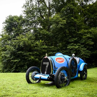 The Little Concours Of Luxembourg Celebrates The Marque Of Ettore Bugatti