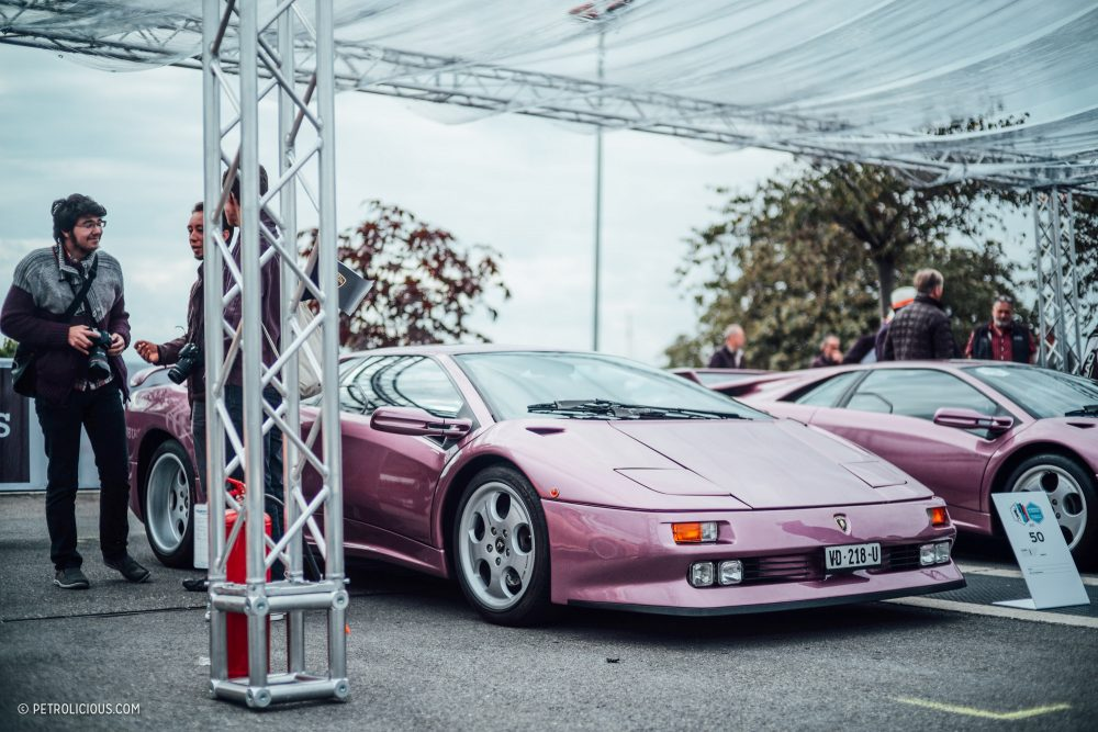 The First Ever Lamborghini Concours Was An Over The Top Experience