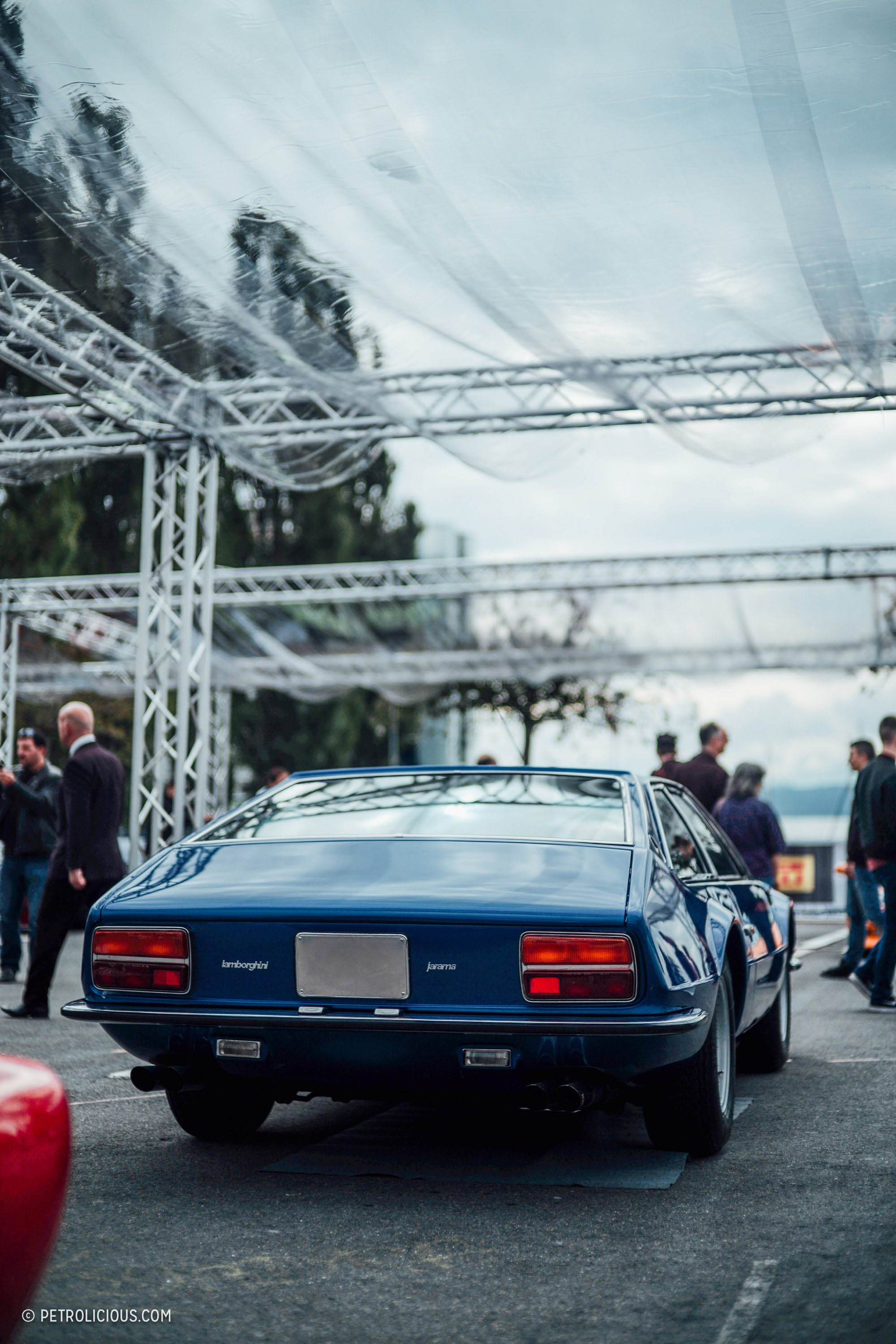 The First Ever Lamborghini Concours Was An Over The Top Experience Petrolicious