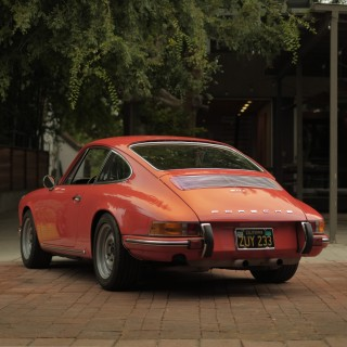 GALLERY: Behind The Scenes On Our 1969 Porsche 911 T Film