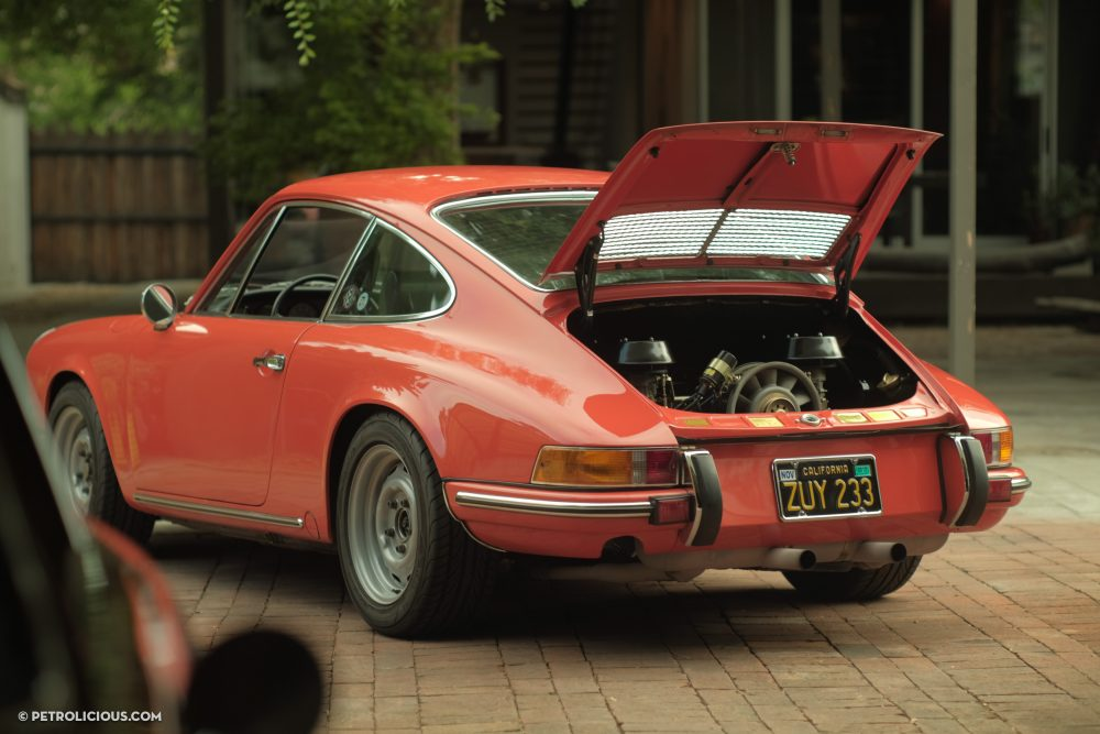 GALLERY: Behind The Scenes On Our 1969 Porsche 911 T Film • Petrolicious