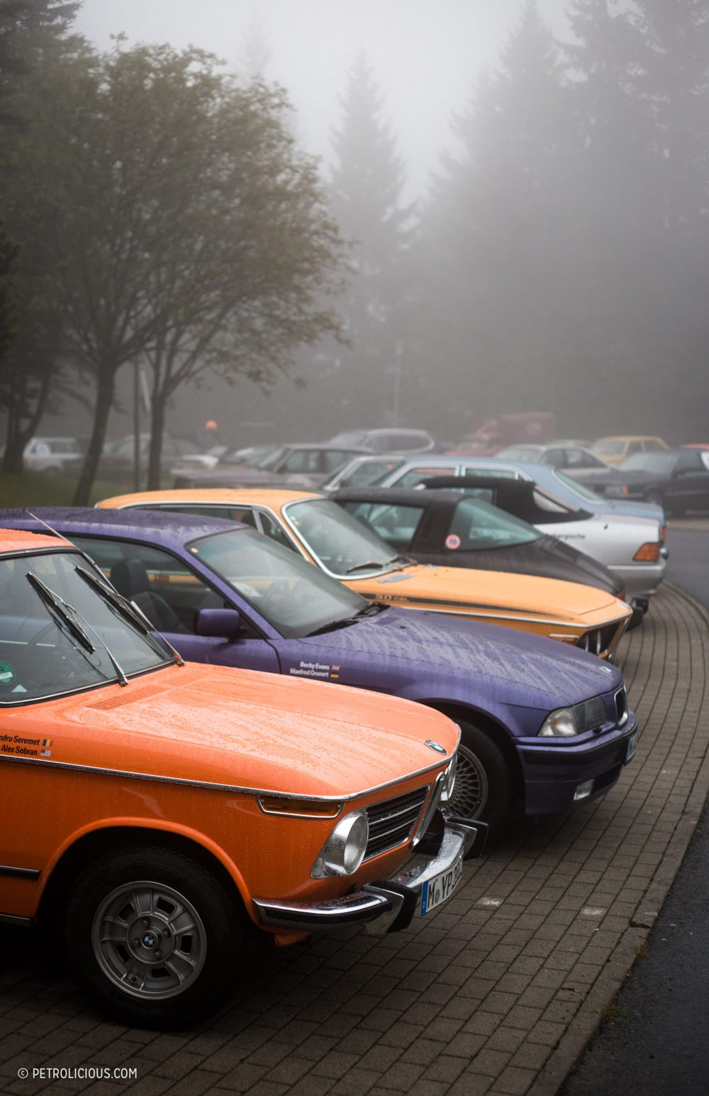 Road Trip Bliss Is A One Of A Kind Bmw 2002 Tii On Europes Largest