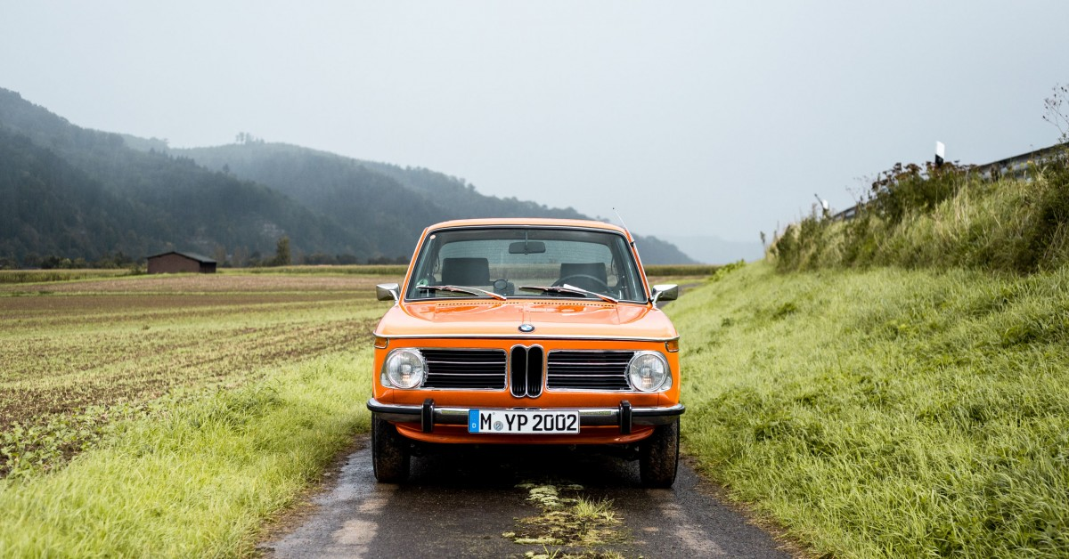 Road Trip Bliss Is A One Of A Kind Bmw 2002 Tii On Europe S Largest Classic Car Rally Petrolicious