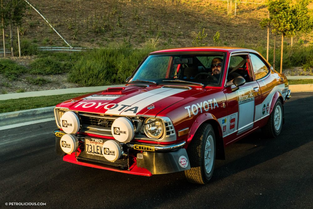 GALLERY: Behind The Scenes On Our 1973 Toyota TE27 Corolla Film ...