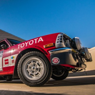 GALLERY: Behind The Scenes On Our 1973 Toyota TE27 Corolla Film