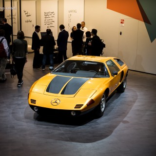 Mixing The Future With The Past At The Largest Autoshow In The World: The Frankfurt IAA