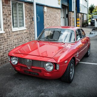 Alfaholics: The Story Behind The Banks Family Alfa Romeo Parts Emporium