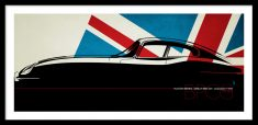 Nation Series: Great Britain – Jaguar E-Type
