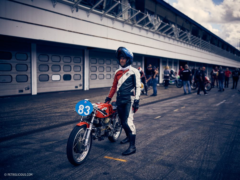 Vintage Racing Motorcycles And Sidecars Gather En Masse At