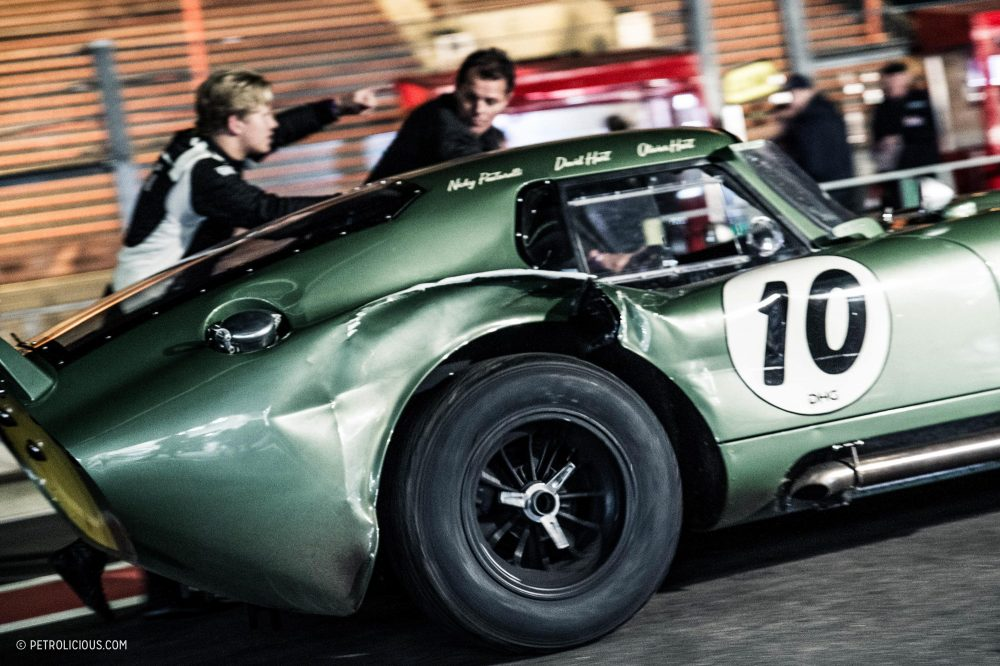 Vintage Race Cars Duel In The Dark At The Spa Six Hours • Petrolicious