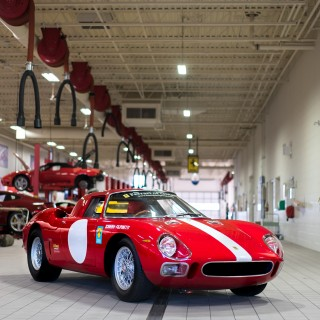 GALLERY: Behind The Scenes On Our 1964 Ferrari 250 LM