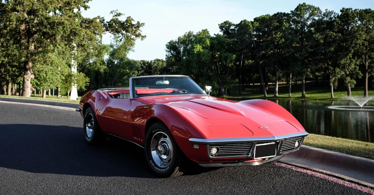 This 1968 Chevrolet Corvette Changed My Opinion Of C3