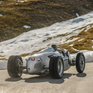 The Grossglockner Grand Prix: Historic Hillclimbing In The Austrian Alps