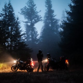 A Motorcycle Road Trip Rendezvous With The Great American Eclipse