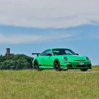 I Found Porsche Paradise At The Nürburgring In Three GT3s