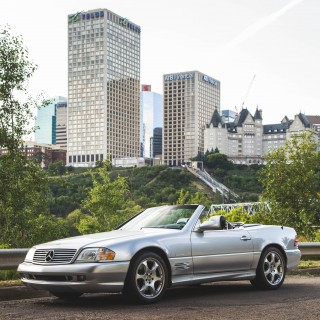 A Childhood Dream Realized: My 2002 Mercedes-Benz SL500 Silver Arrow Edition