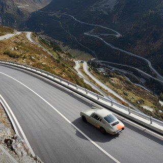 The Swiss Alps Is The Best Place To Test Drive A Hot-Rodded Porsche 911