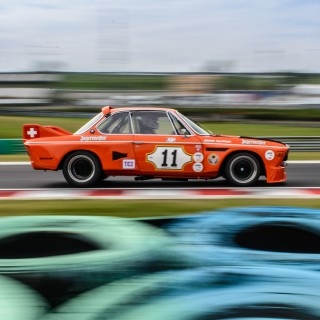 The First Hungaroring Classic Brought Iconic Race Cars To Central Europe